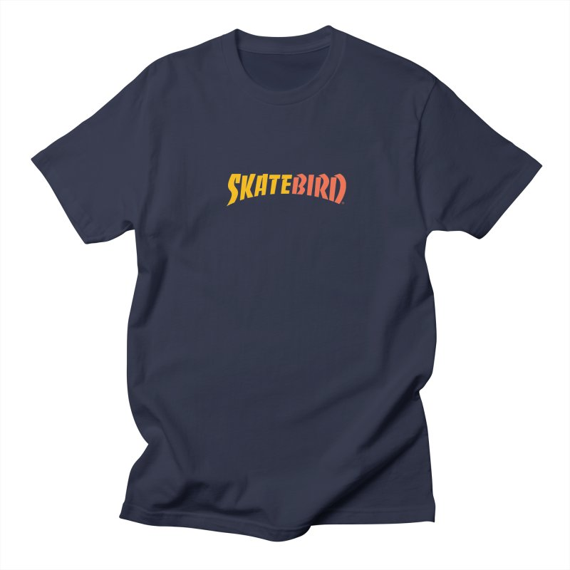 Brand Yourself A SkateBIRD Men's T-Shirt by SkateBIRD Merchandise