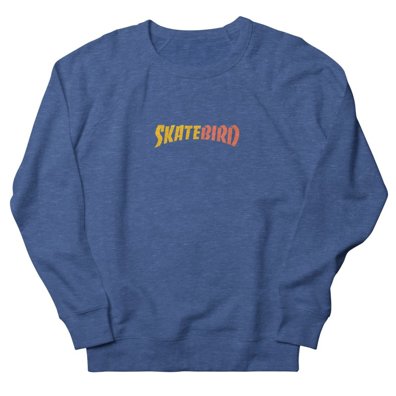 Brand Yourself A SkateBIRD Men's Sweatshirt by SkateBIRD Merchandise
