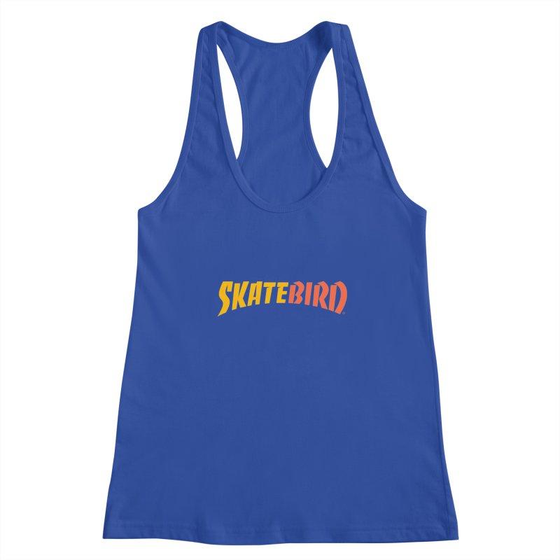 Brand Yourself A SkateBIRD Women's Tank by SkateBIRD Merchandise
