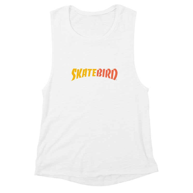 Brand Yourself A SkateBIRD Women's Tank by SkateBIRD Merchandise