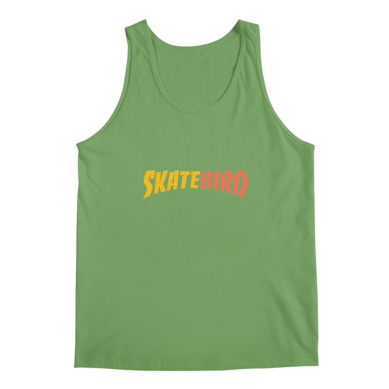 Brand Yourself A SkateBIRD Men's Tank by SkateBIRD Merchandise