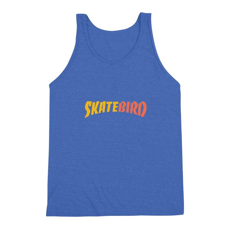 Brand Yourself A SkateBIRD Men's Tank by SkateBIRD Merchandise