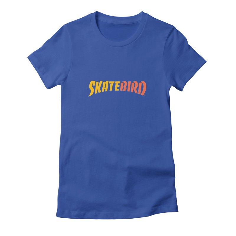 Brand Yourself A SkateBIRD Women's T-Shirt by SkateBIRD Merchandise