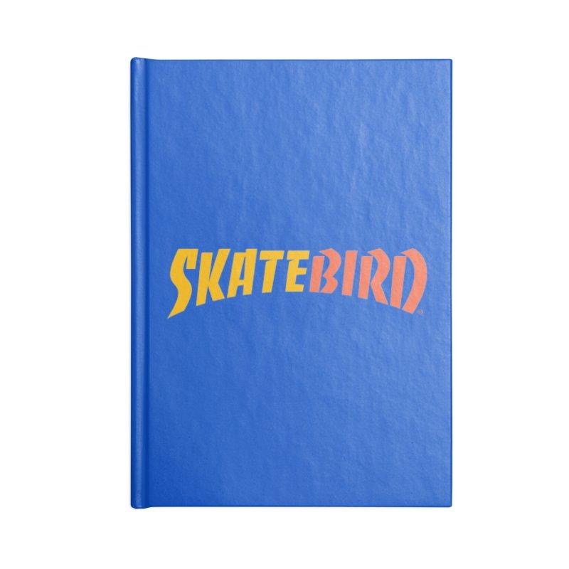 Brand Yourself A SkateBIRD Accessories Notebook by SkateBIRD Merchandise