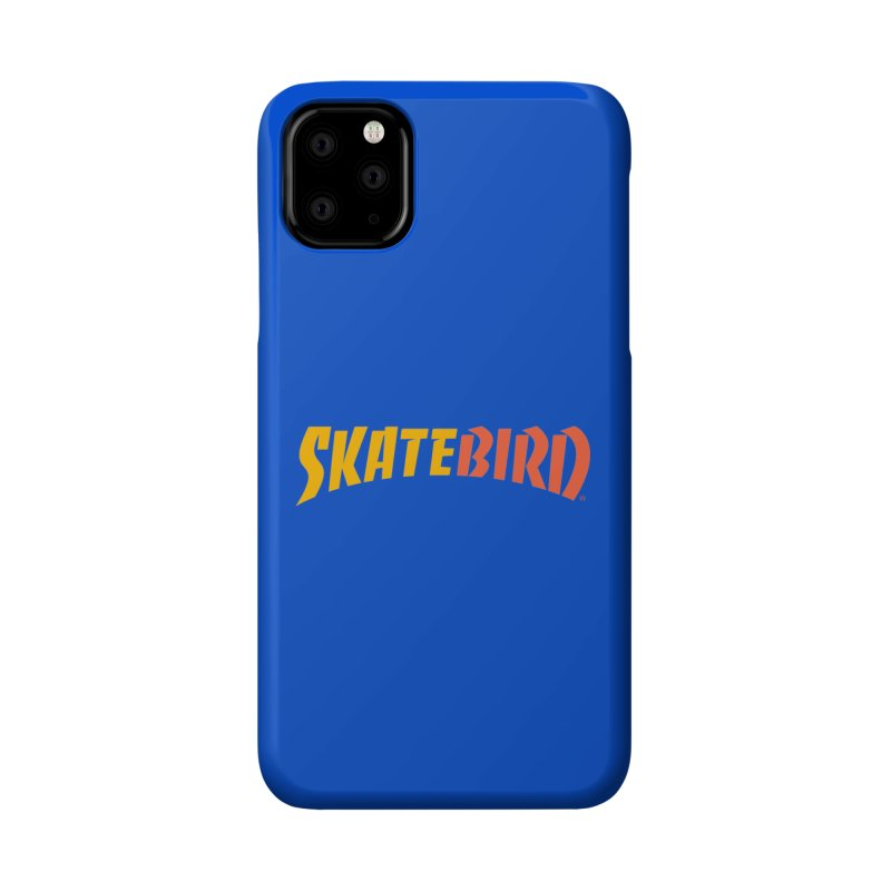 Brand Yourself A SkateBIRD Accessories Phone Case by SkateBIRD Merchandise