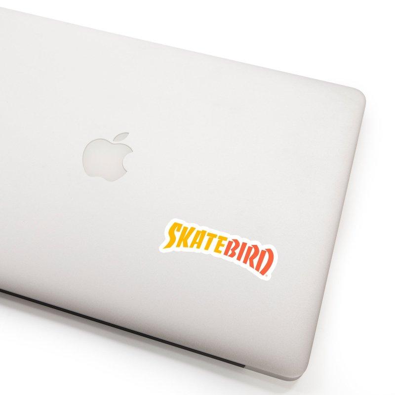 Brand Yourself A SkateBIRD Accessories Sticker by SkateBIRD Merchandise