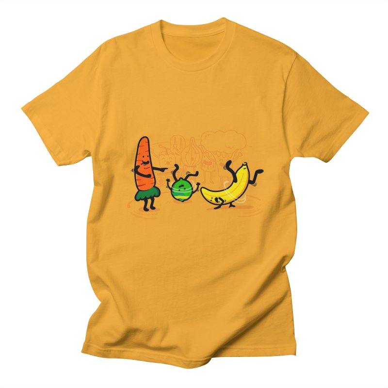 B-Fruits-Boys Men's T-Shirt by skatee1's Artist Shop