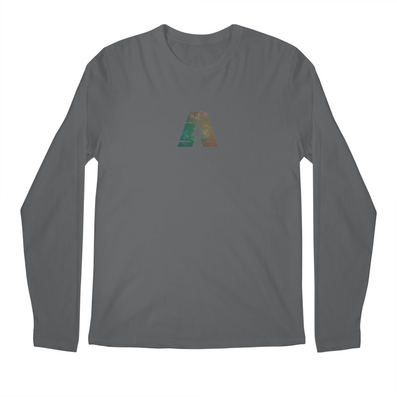 ATTACK Men's Longsleeve T-Shirt by skatee1's Artist Shop