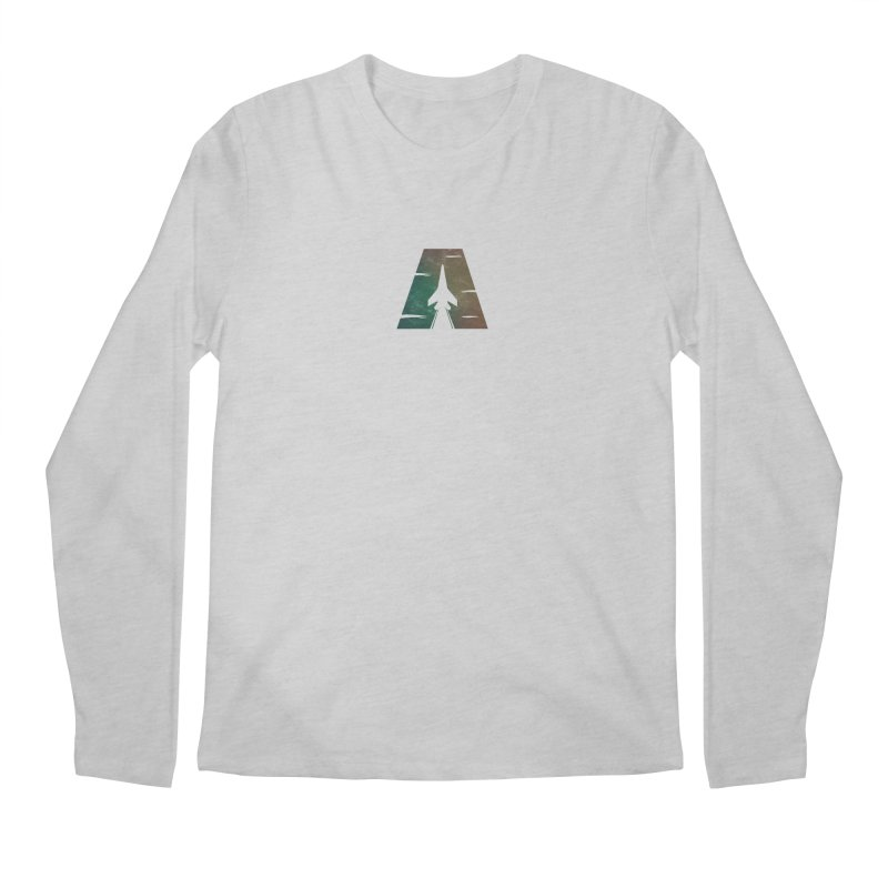 ATTACK Men's Longsleeve T-Shirt by skatee1's Artist Shop