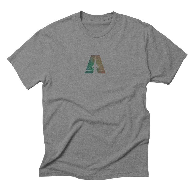 ATTACK Men's Triblend T-shirt by skatee1's Artist Shop