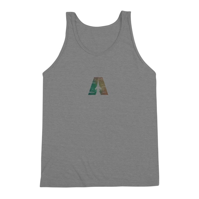 ATTACK Men's Triblend Tank by skatee1's Artist Shop