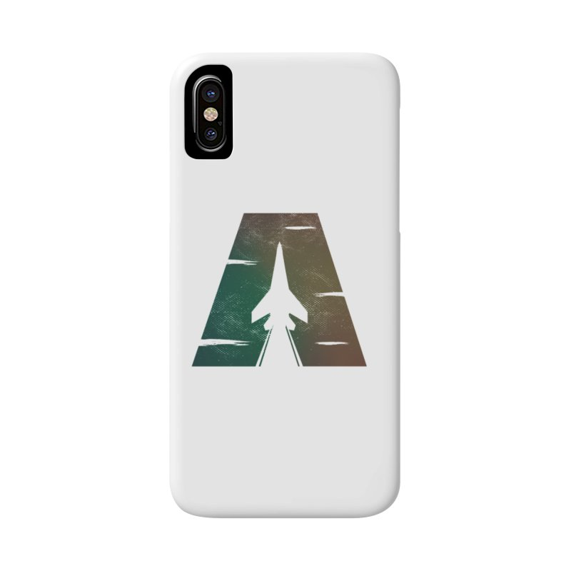ATTACK Accessories Phone Case by skatee1's Artist Shop