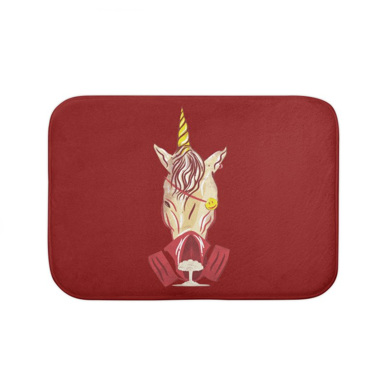 Maskarade Home Bath Mat by skatee1's Artist Shop