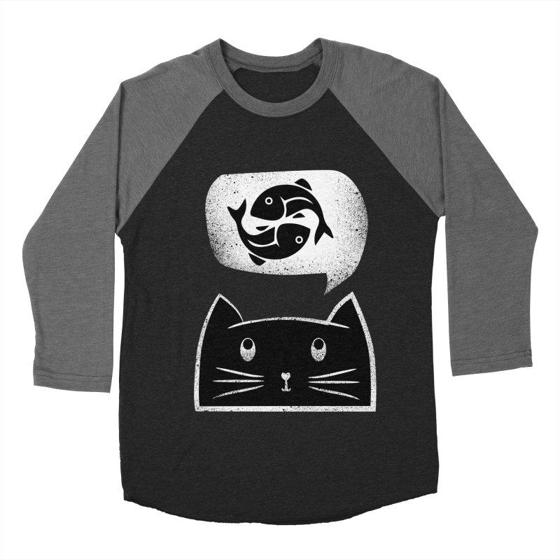 MMM...PISCES Women's Baseball Triblend T-Shirt by skatee1's Artist Shop