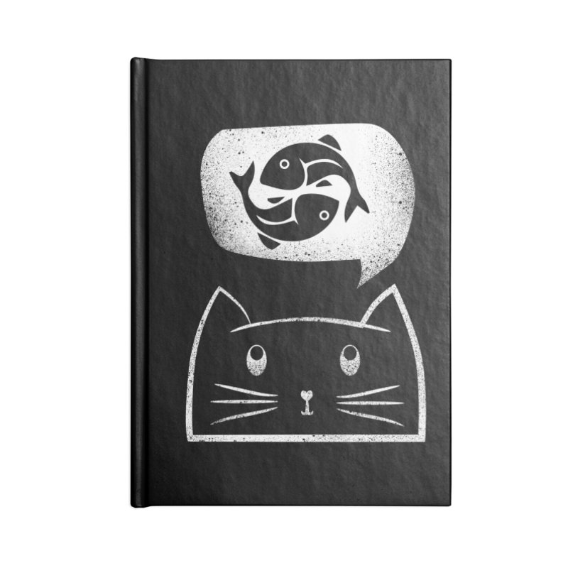 MMM...PISCES Accessories Notebook by skatee1's Artist Shop