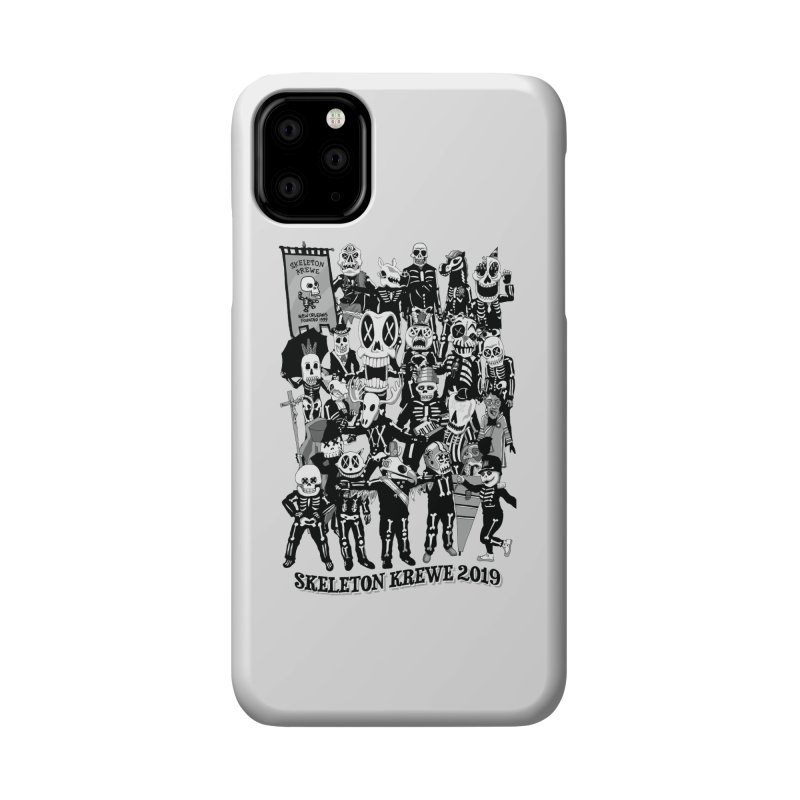 Skeleton Krewe 2019 Accessories Phone Case by Skeleton Krewe's Shop