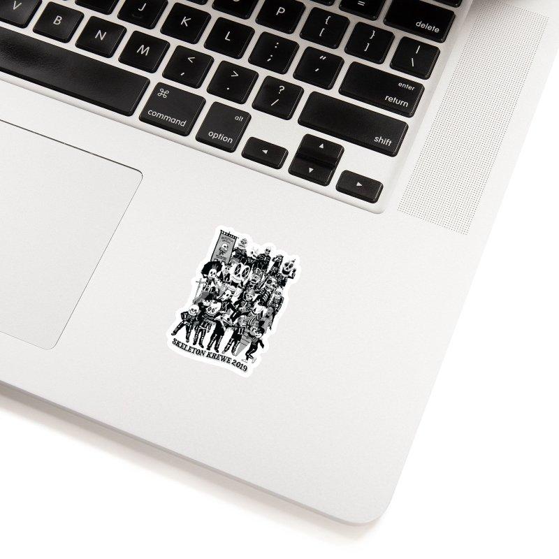 Skeleton Krewe 2019 Accessories Sticker by Skeleton Krewe's Shop