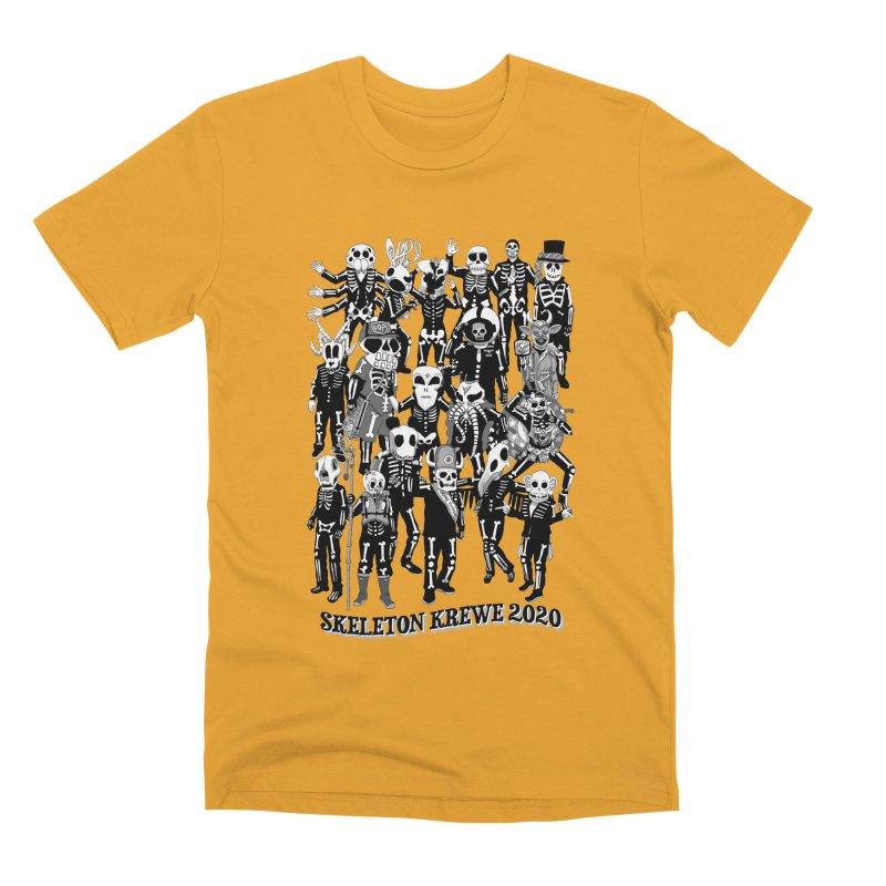 Skeleton Krewe 2020 Men's Premium T-Shirt by Skeleton Krewe's Shop