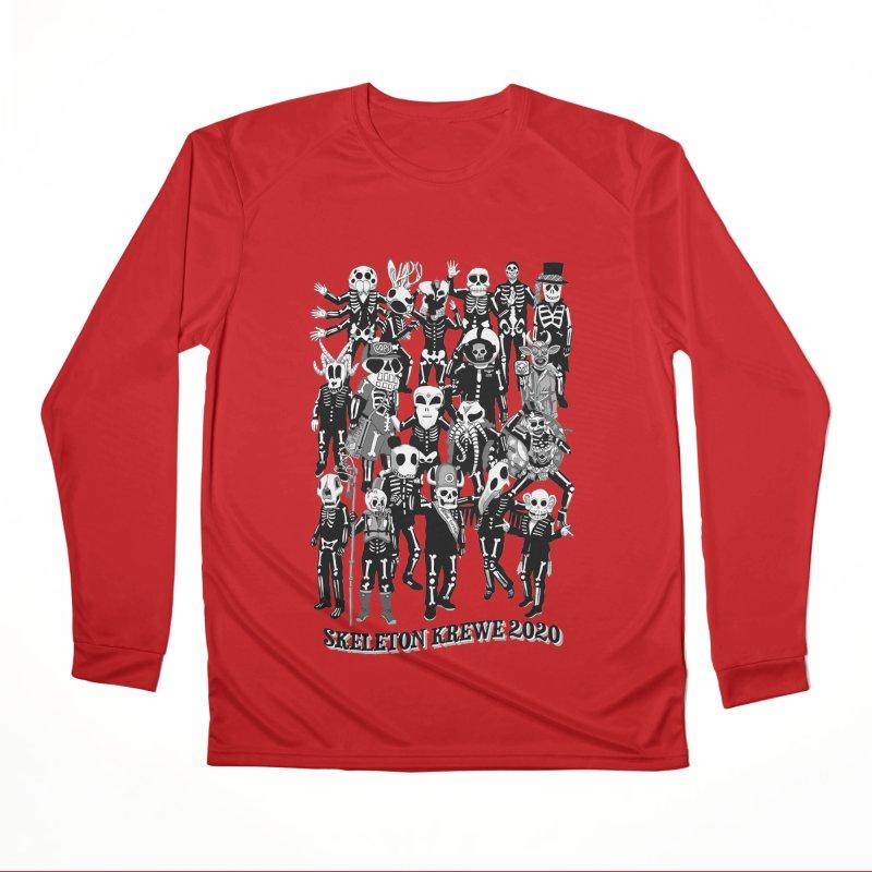 Skeleton Krewe 2020 Women's Performance Unisex Longsleeve T-Shirt by Skeleton Krewe's Shop