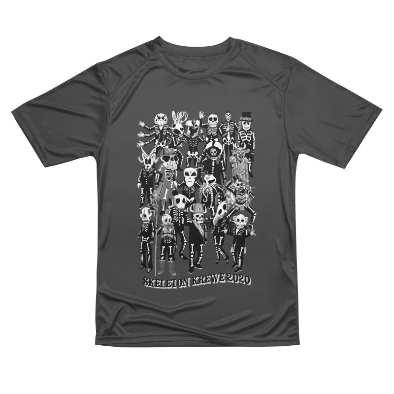 Skeleton Krewe 2020 Men's Performance T-Shirt by Skeleton Krewe's Shop