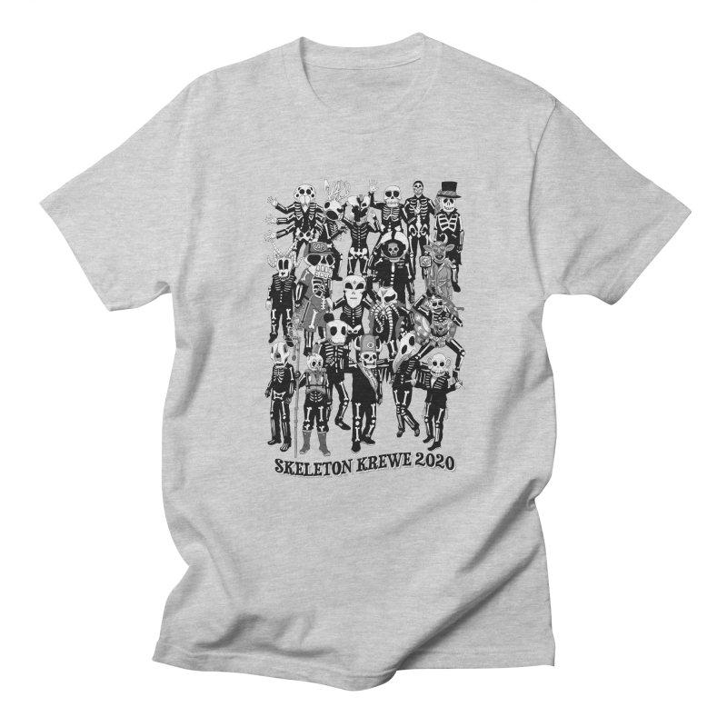 Skeleton Krewe 2020 Women's Regular Unisex T-Shirt by Skeleton Krewe's Shop