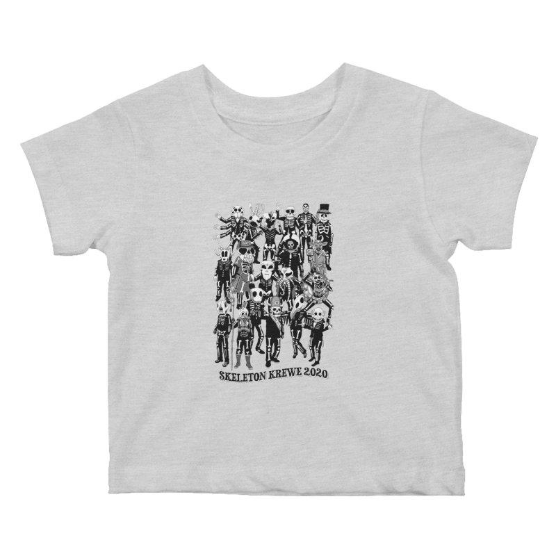 Skeleton Krewe 2020 Kids Baby T-Shirt by Skeleton Krewe's Shop