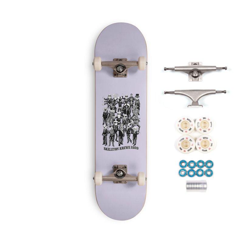 Skeleton Krewe 2020 Accessories Complete - Premium Skateboard by Skeleton Krewe's Shop
