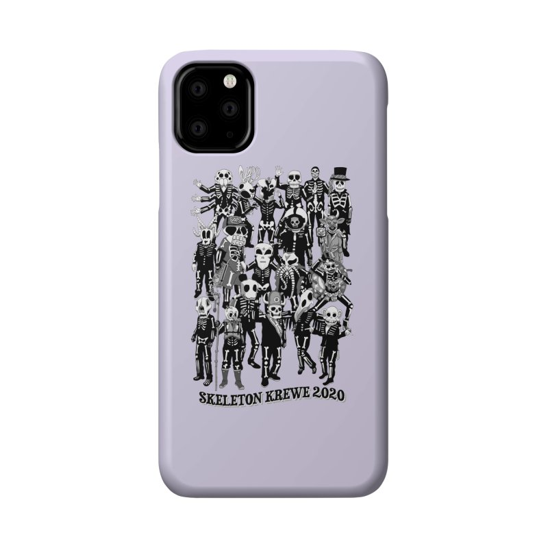 Skeleton Krewe 2020 Accessories Phone Case by Skeleton Krewe's Shop