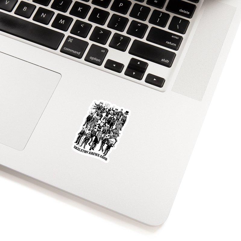 Skeleton Krewe 2020 Accessories Sticker by Skeleton Krewe's Shop