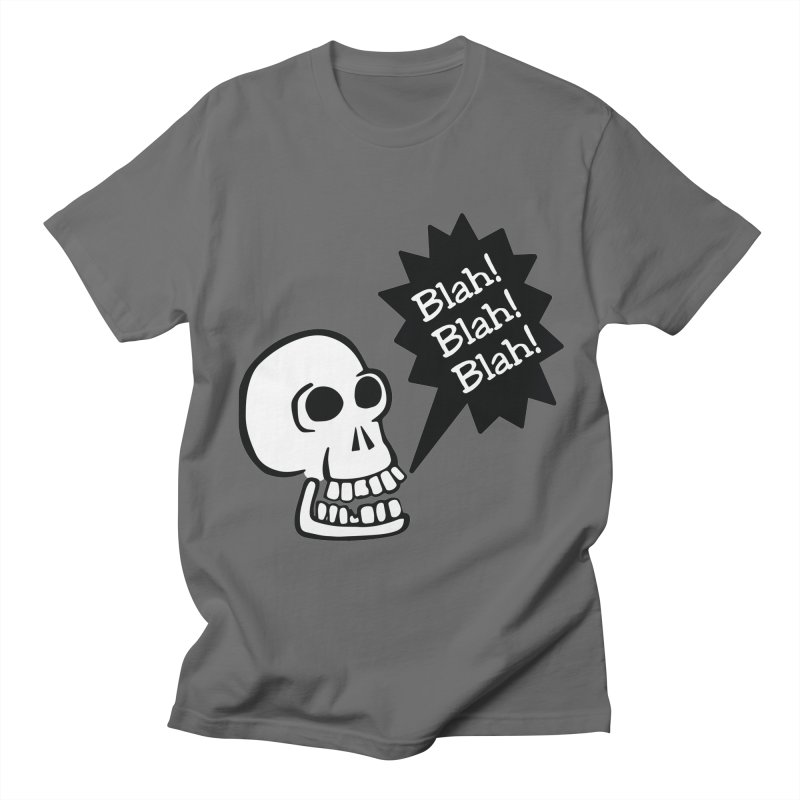 Skelly has the Blahs Loose Fit T-Shirt by Skeleton Krewe's Shop