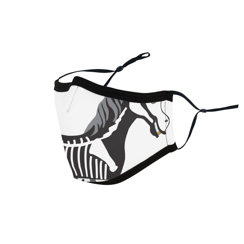 Skelly face mask Accessories Face Mask by Skeleton Krewe's Shop