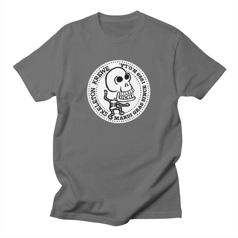 Skeleton Krewe Large Logo Loose Fit T-Shirt by Skeleton Krewe's Shop