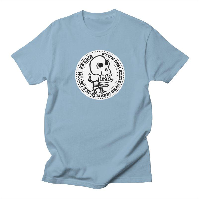 Skeleton Krewe Large Logo Men's T-Shirt by Skeleton Krewe's Shop