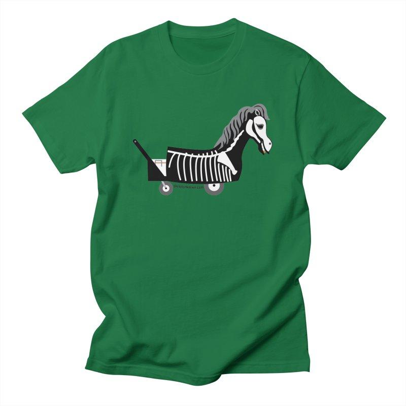 Skelly Loose Fit T-Shirt by Skeleton Krewe's Shop