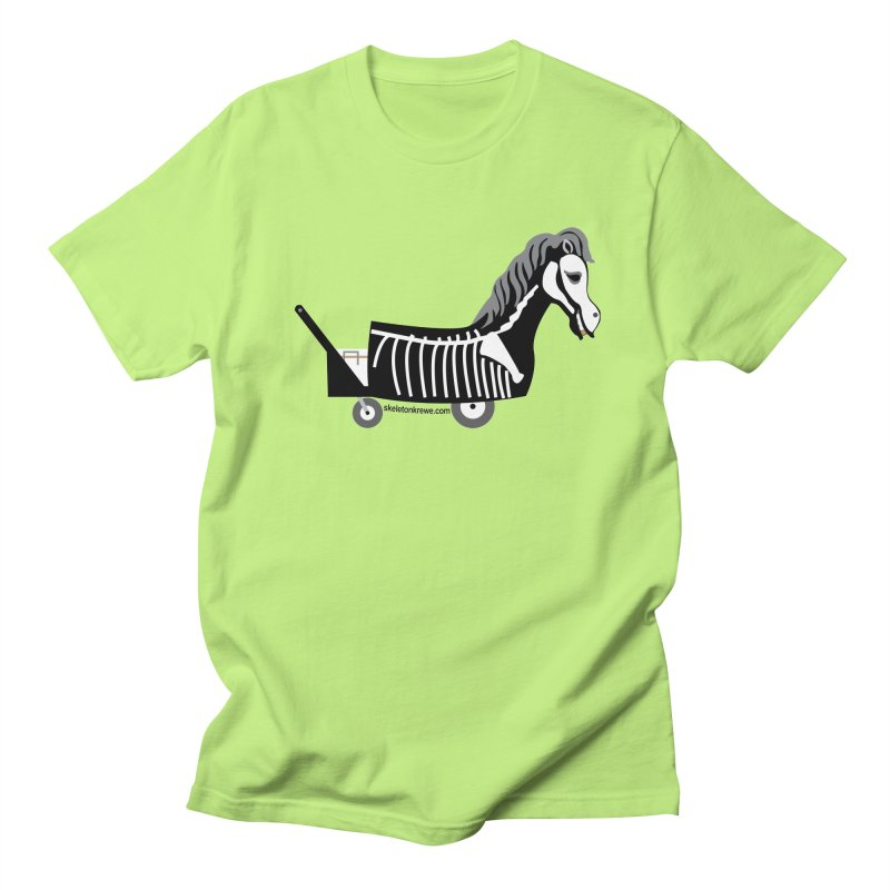 Skelly Men's T-Shirt by Skeleton Krewe's Shop
