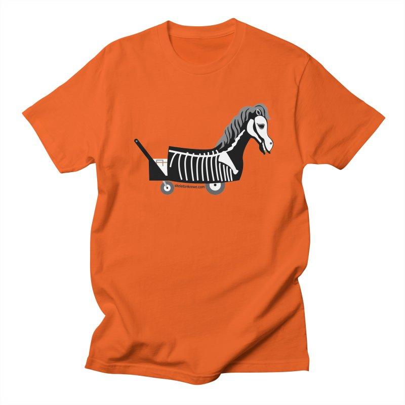 Skelly Men's Regular T-Shirt by Skeleton Krewe's Shop