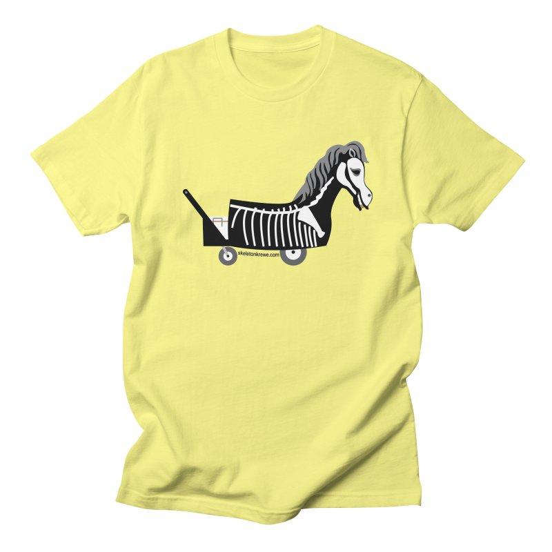 Skelly Women's Regular Unisex T-Shirt by Skeleton Krewe's Shop
