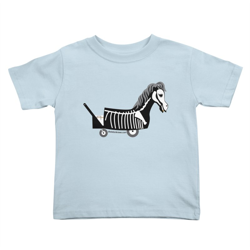 Skelly Kids Toddler T-Shirt by Skeleton Krewe's Shop