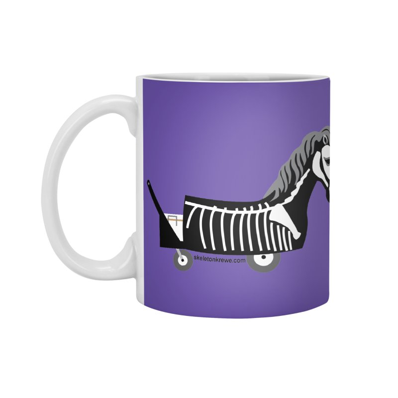 Skelly Accessories Standard Mug by Skeleton Krewe's Shop
