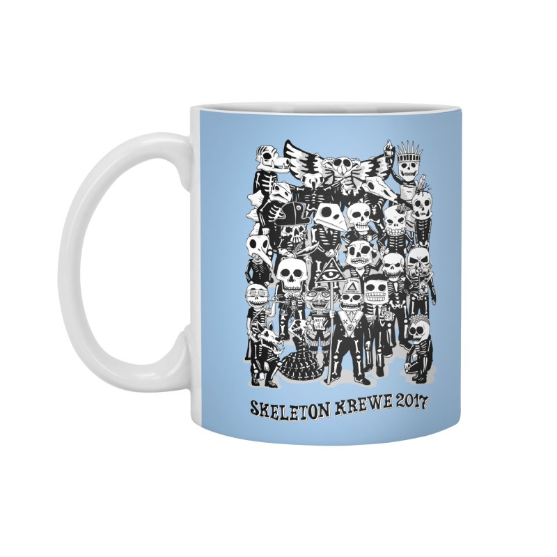 Skeleton Krewe 2017 Accessories Standard Mug by Skeleton Krewe's Shop