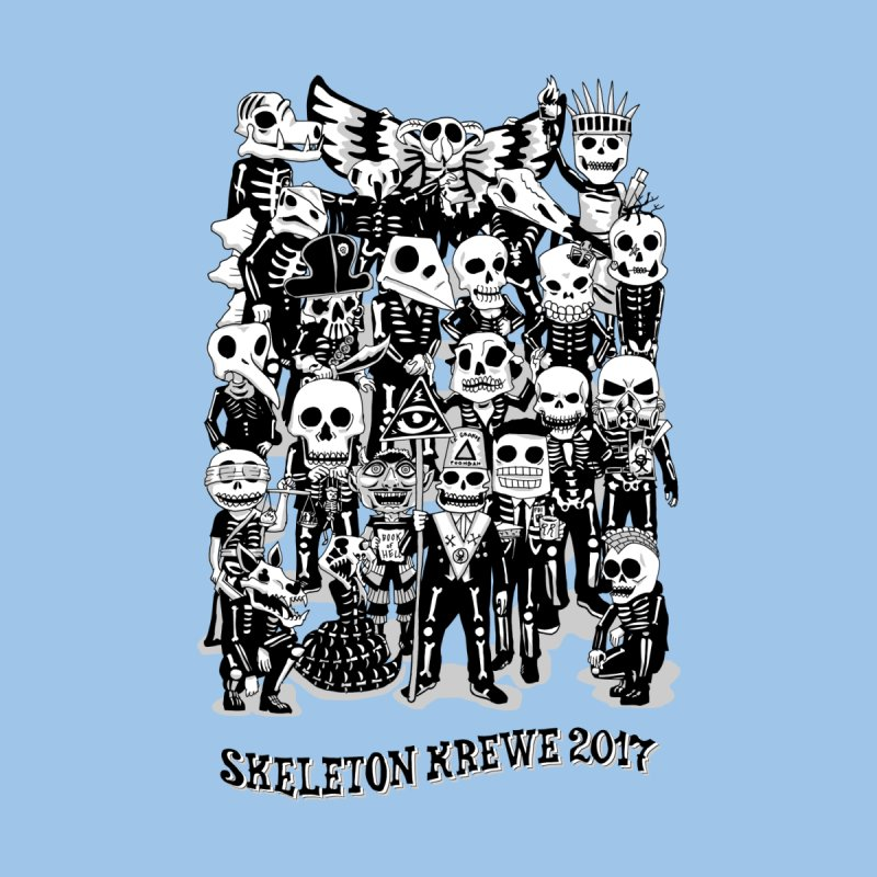 Skeleton Krewe 2017 Women's Scoop Neck by Skeleton Krewe's Shop