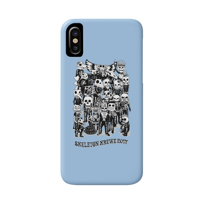 Skeleton Krewe 2017 Accessories Phone Case by Skeleton Krewe's Shop