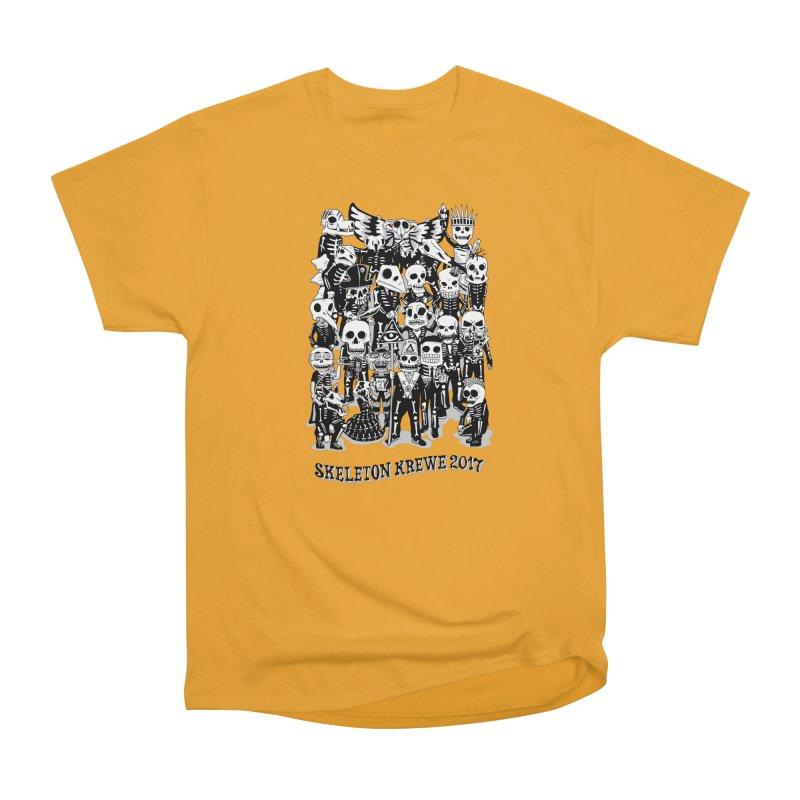Skeleton Krewe 2017 Women's Classic Unisex T-Shirt by Skeleton Krewe's Shop