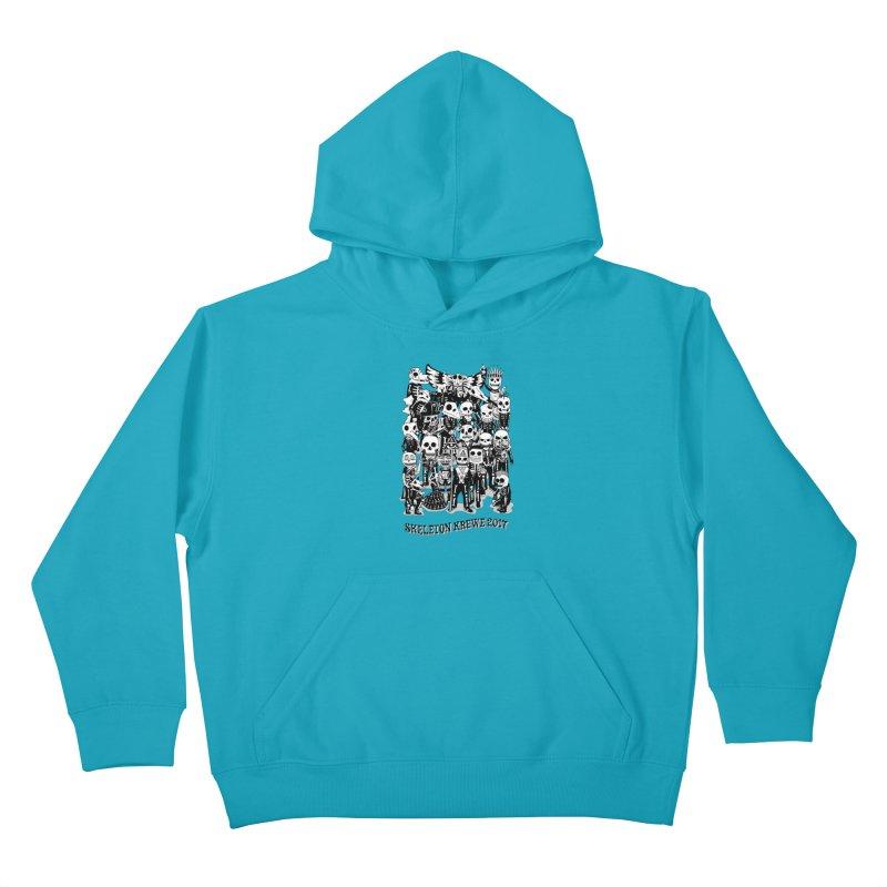 Skeleton Krewe 2017 Kids Pullover Hoody by Skeleton Krewe's Shop