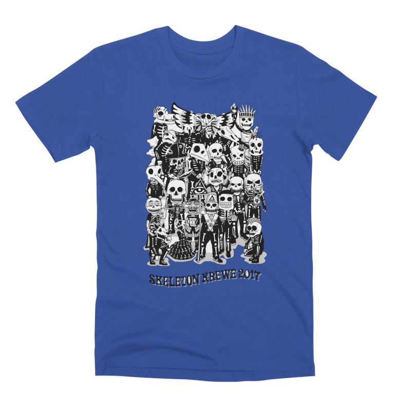 Skeleton Krewe 2017 Men's Premium T-Shirt by Skeleton Krewe's Shop