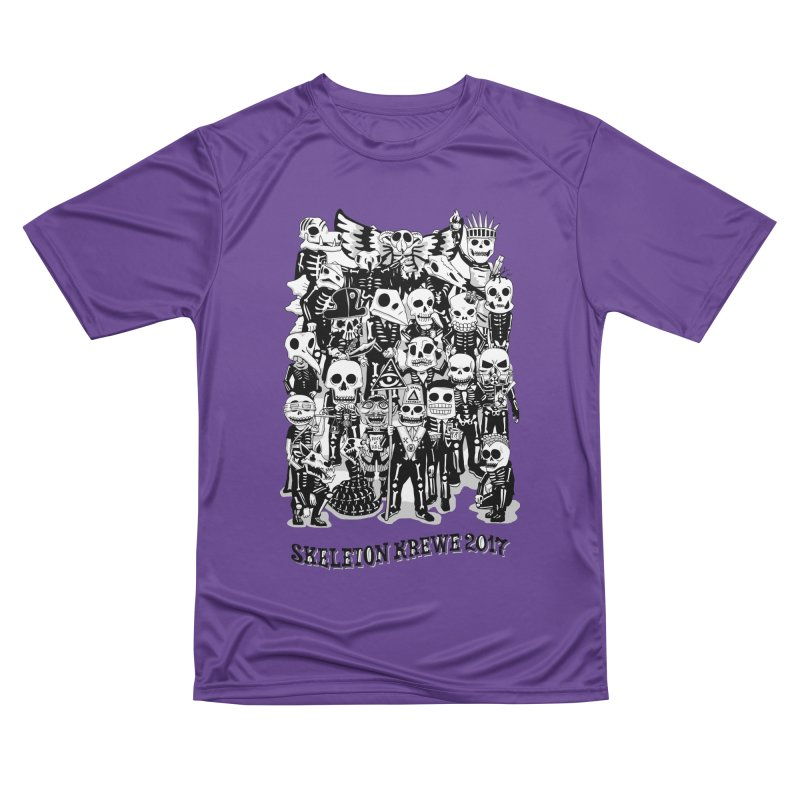 Skeleton Krewe 2017 Men's Performance T-Shirt by Skeleton Krewe's Shop