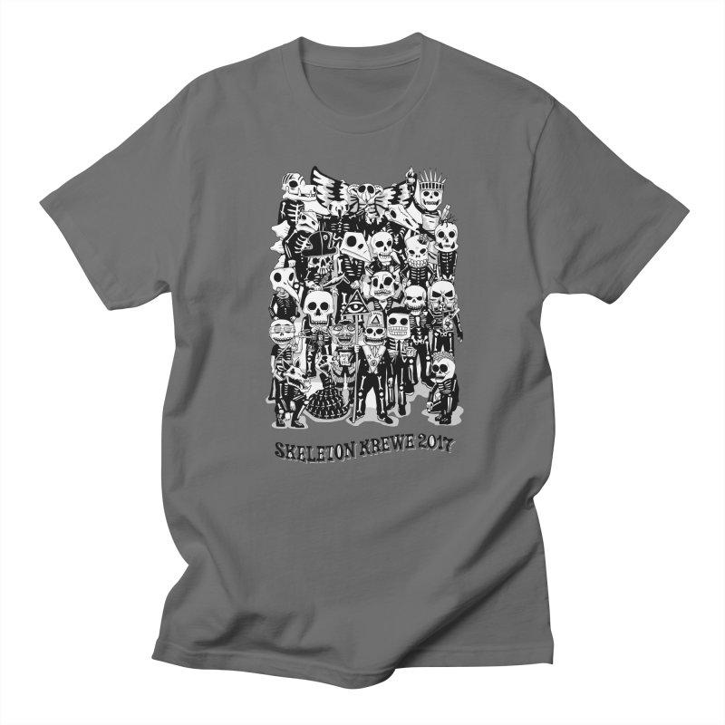 Skeleton Krewe 2017 Men's T-Shirt by Skeleton Krewe's Shop