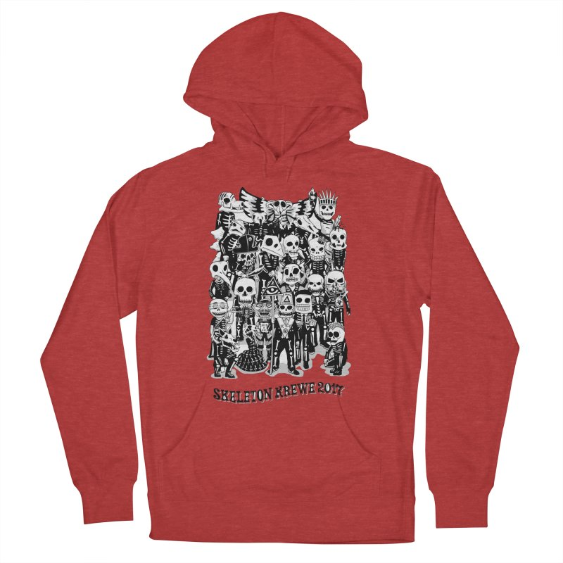 Skeleton Krewe 2017 Women's Pullover Hoody by Skeleton Krewe's Shop