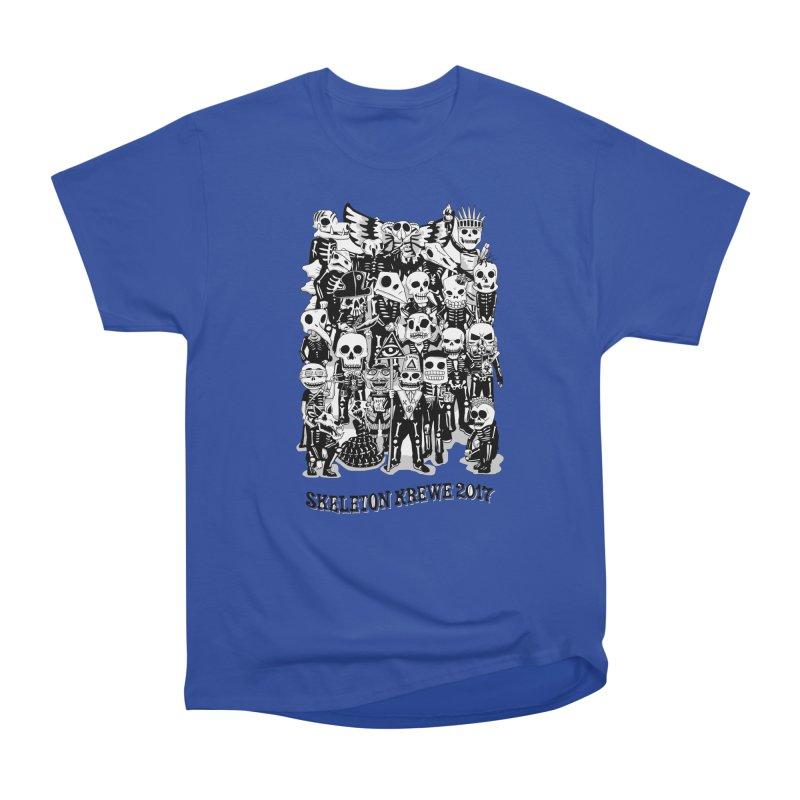 Skeleton Krewe 2017 Men's Heavyweight T-Shirt by Skeleton Krewe's Shop