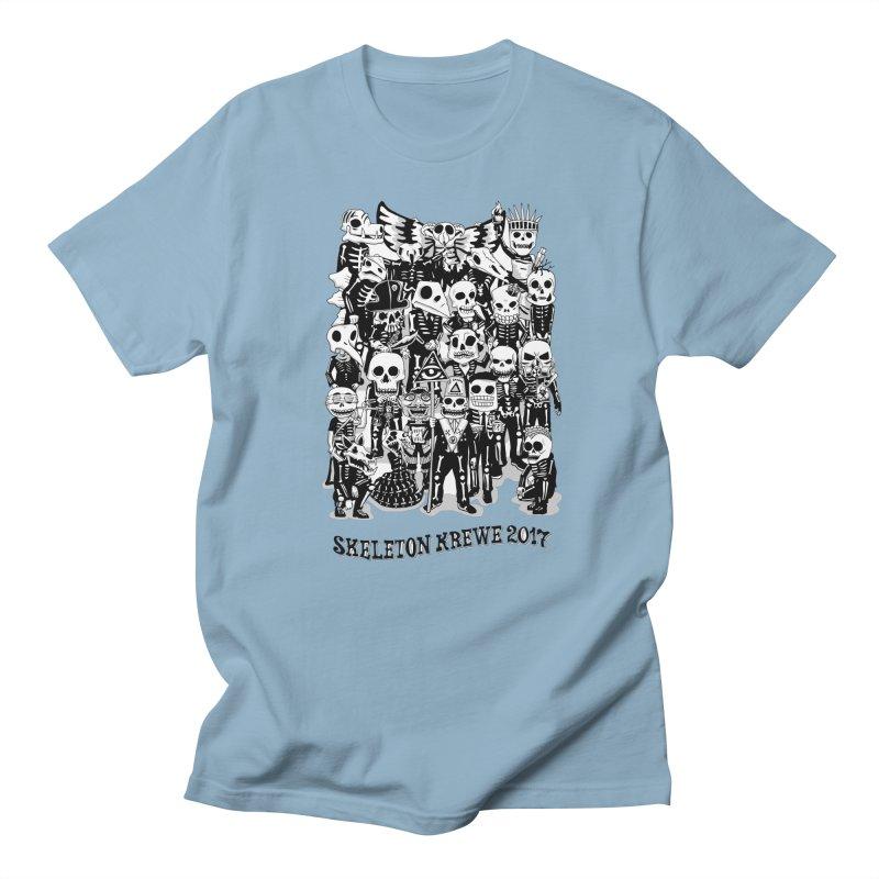 Skeleton Krewe 2017 Men's Regular T-Shirt by Skeleton Krewe's Shop